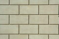 块混凝土墙 免版税库存图片