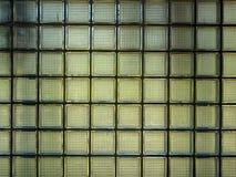 块玻璃墙 免版税库存照片