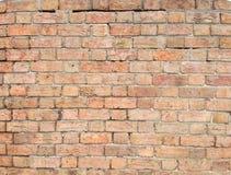 2块砖老墙壁 免版税库存图片