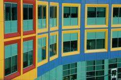 块编译五颜六色类似于视窗 图库摄影