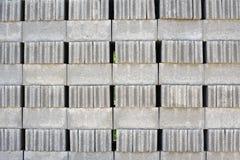 块水泥背景纹理砖样式摘要 库存图片