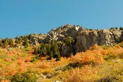 坚固性岩石 库存照片