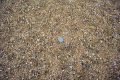 坚固性沙子 免版税图库摄影