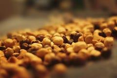 坚果星系, Almond&Hazelnut宇宙黄油 图库摄影
