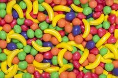 坚硬果子糖果 免版税图库摄影