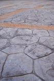 坚硬灰色石头01 库存照片