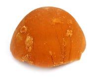 坚硬糖浆或Khezur gur 免版税库存照片