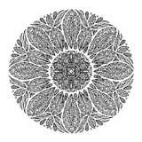 坛场,宇宙的几何样式标志, chakra瑜伽凝思 库存照片