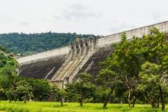 水坝泰国 库存图片