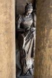 坟园坟茔 库存图片