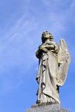 坟园天使 库存图片