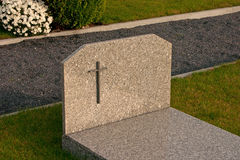 坟园- 11 免版税库存图片