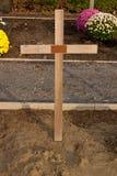 坟园- 12 免版税库存照片