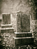 坟园 免版税图库摄影