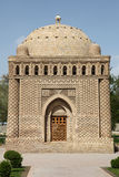 坟茔在布哈拉,乌兹别克斯坦 图库摄影