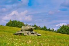 坦克世界大战2 库存图片