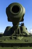 坦克大炮桶 图库摄影