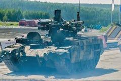 坦克支持作战车辆 图库摄影