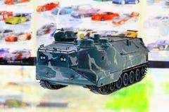 坦克标度。 免版税图库摄影