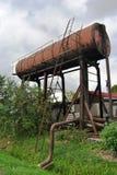 坦克水 库存照片