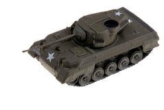 坦克玩具 库存图片