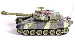 坦克的比例模型 库存图片