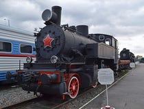 坦克蒸汽lokomotive TT - 1770 免版税图库摄影
