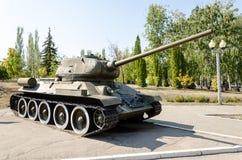 坦克1 免版税库存图片