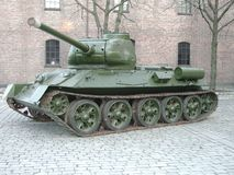 坦克 库存图片
