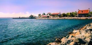 坦帕,佛罗里达港口 库存图片