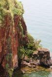 坦干依喀湖在Kigoma城镇 库存图片