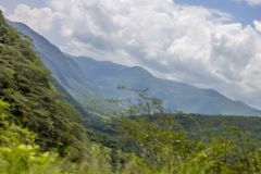 坦桑尼亚伊林加山和风景 免版税库存照片