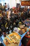 坦桑尼亚工艺存储 库存照片