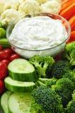 垂度蔬菜 免版税库存照片