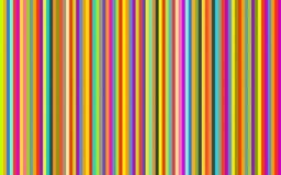 垂直条纹上色了红色紫色黄色青绿的蓝色紫罗兰色米黄明亮的线背景 库存照片