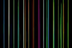 垂直的霓虹线例证背景 免版税库存图片