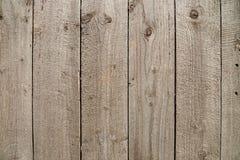 垂直被安置的老木板条 免版税库存照片