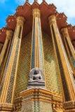 垂直的建筑学 图库摄影