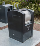 垃圾回收 免版税库存图片