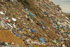 垃圾堆02 库存图片