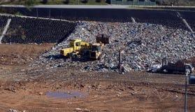 垃圾填埋 免版税图库摄影