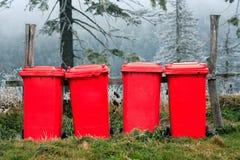 垃圾接收人 免版税库存图片