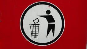 垃圾 库存照片