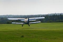 轻型飞机 库存照片