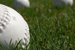 垒球 免版税库存照片