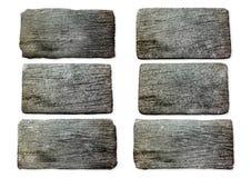 垫脚石的汇集 库存照片