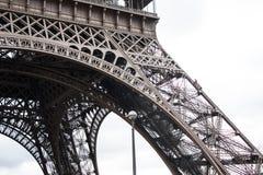 埃佛尔铁塔巴黎 免版税库存图片