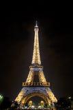 埃佛尔铁塔是法国的被访问的纪念碑 图库摄影