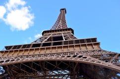游览埃菲尔,巴黎 图库摄影