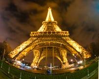 埃佛尔铁塔,巴黎。 免版税库存照片
